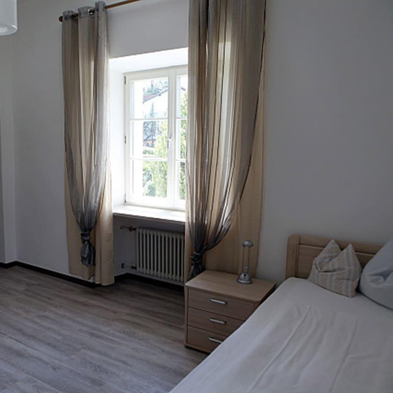 Gästehaus Casa Pallotti Meran Italien Zimmer