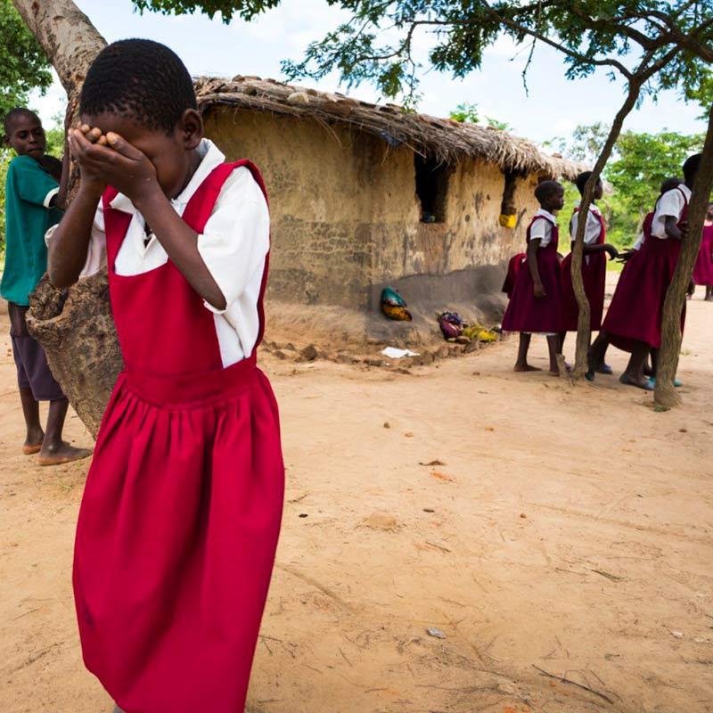 Kinder in Malawi