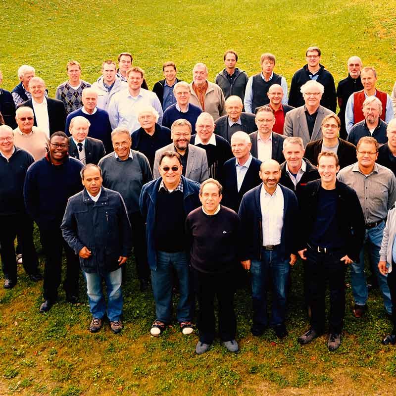 Gemeinschaft der Pallottiner - Gruppenbild
