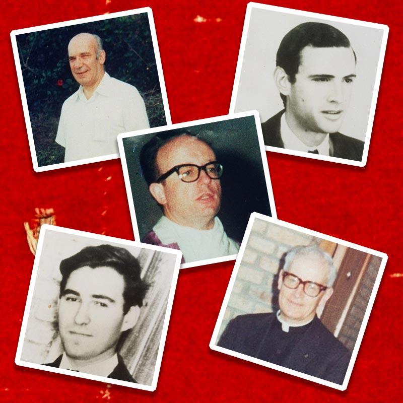 Vorbilder im Glauben - 5 Pallottiner-Märtyrer aus Argentinien