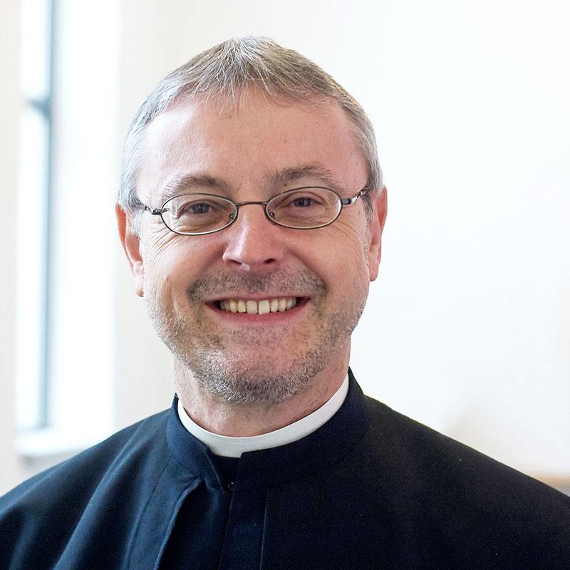 Pallottiner Pater Helmut Scharler SAC