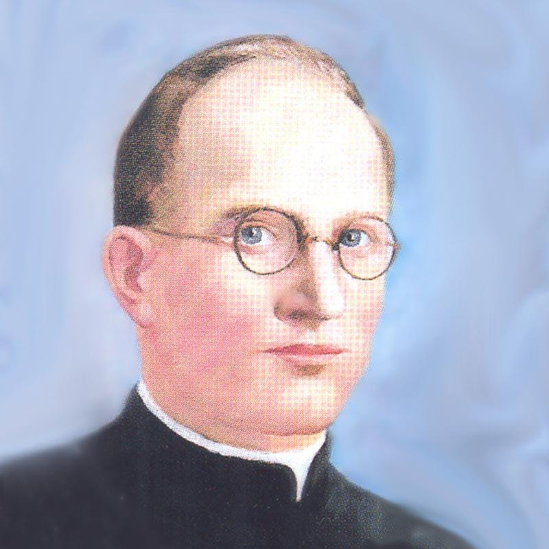 Vorbilder im Glauben - Pallottiner Bruder Paul Krawczewicz