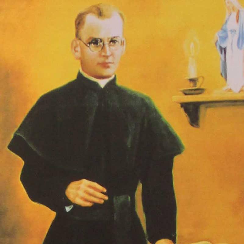 Vorbilder im Glauben - Pallottiner Pater Josef Jankowski