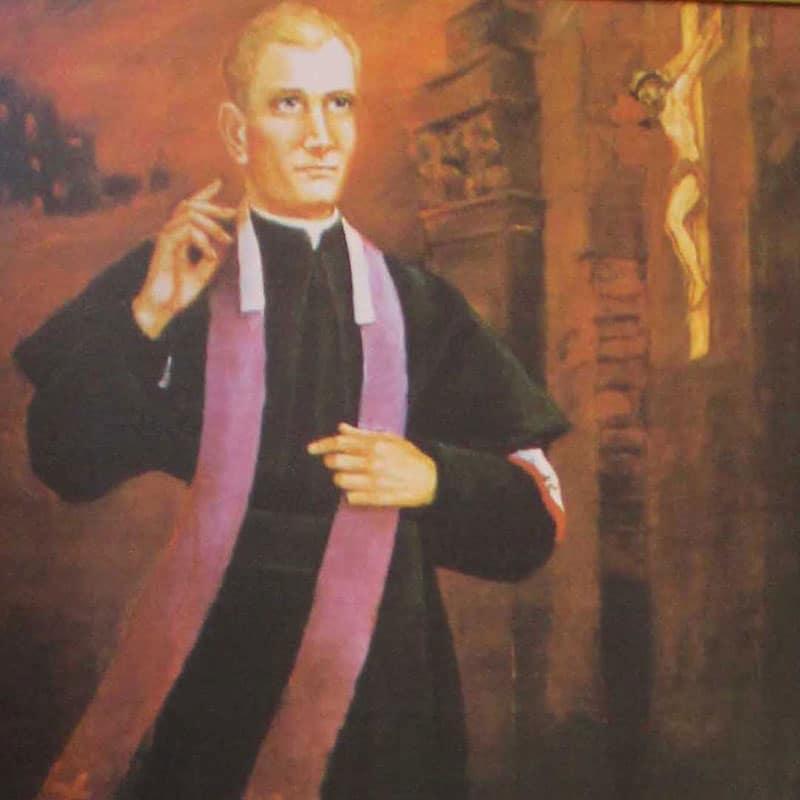 Vorbilder im Glauben - Pallottiner Pater Josef Stanek
