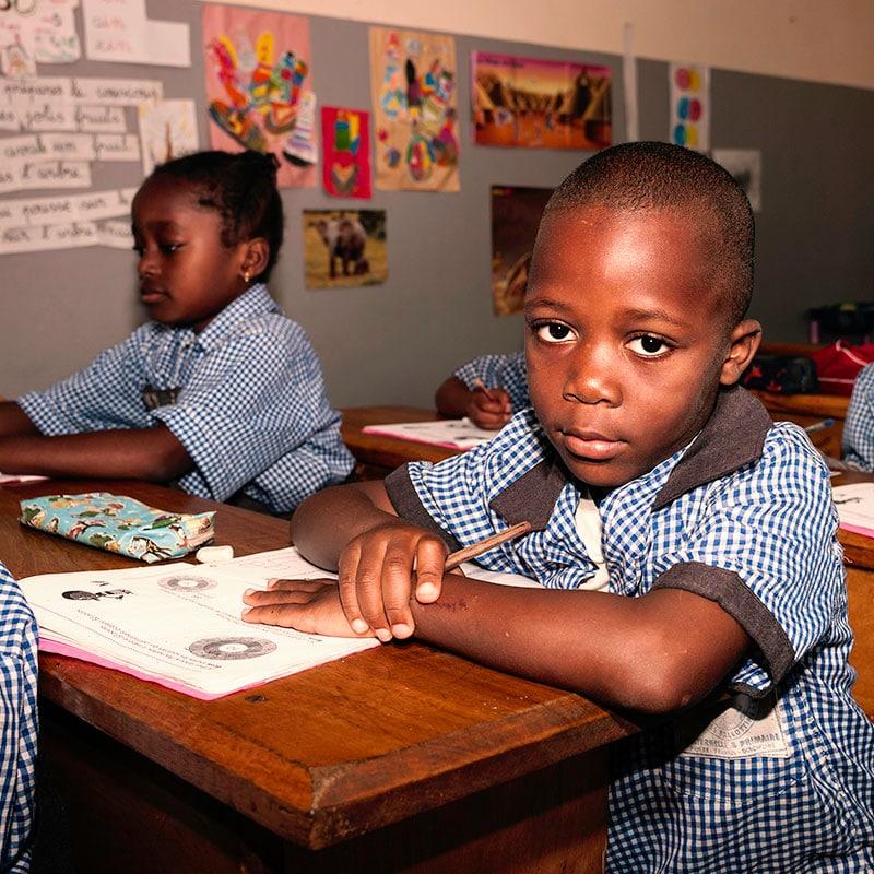 Mission in Kamerun