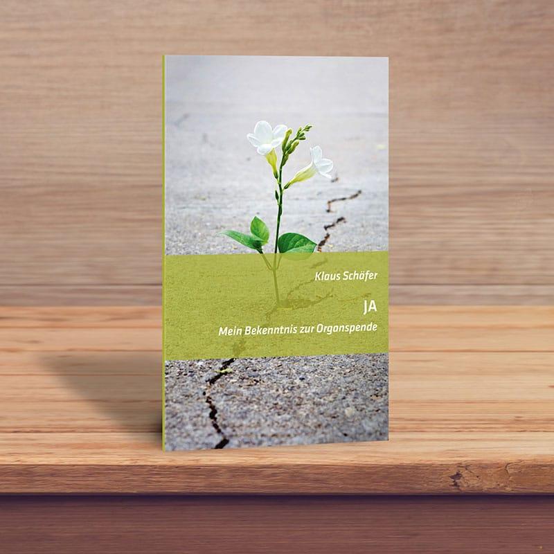 Ja zur Organspende - Pallotti Verlag