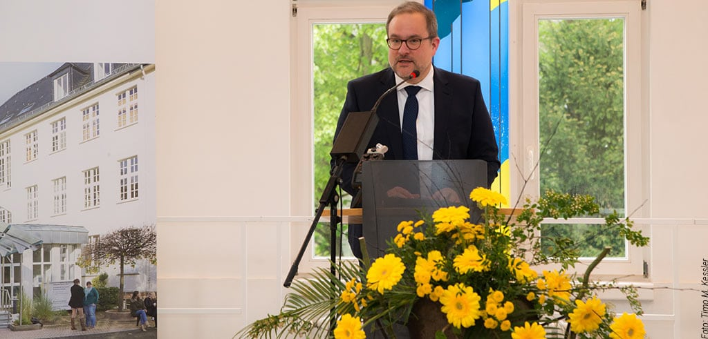 Rektor Prof. Zaborowski