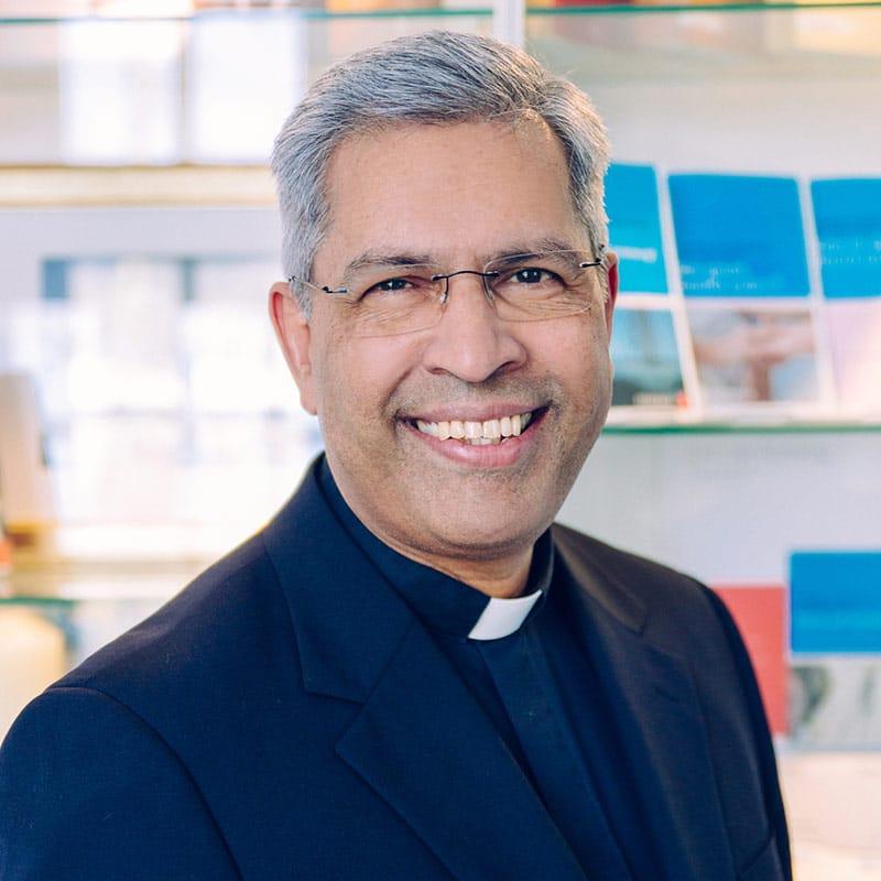 P. George Augustin ist Konsultor der Kleruskongregation