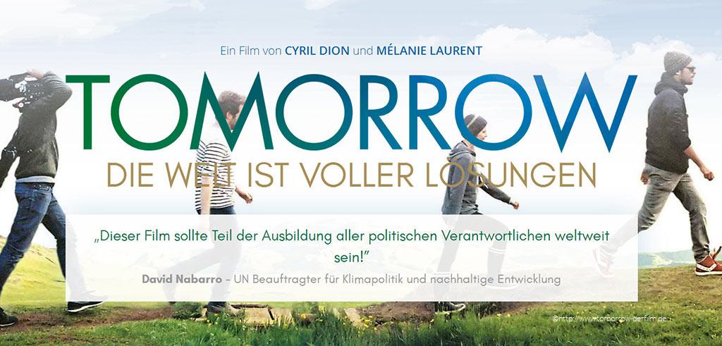 TOMORROW DER FILM