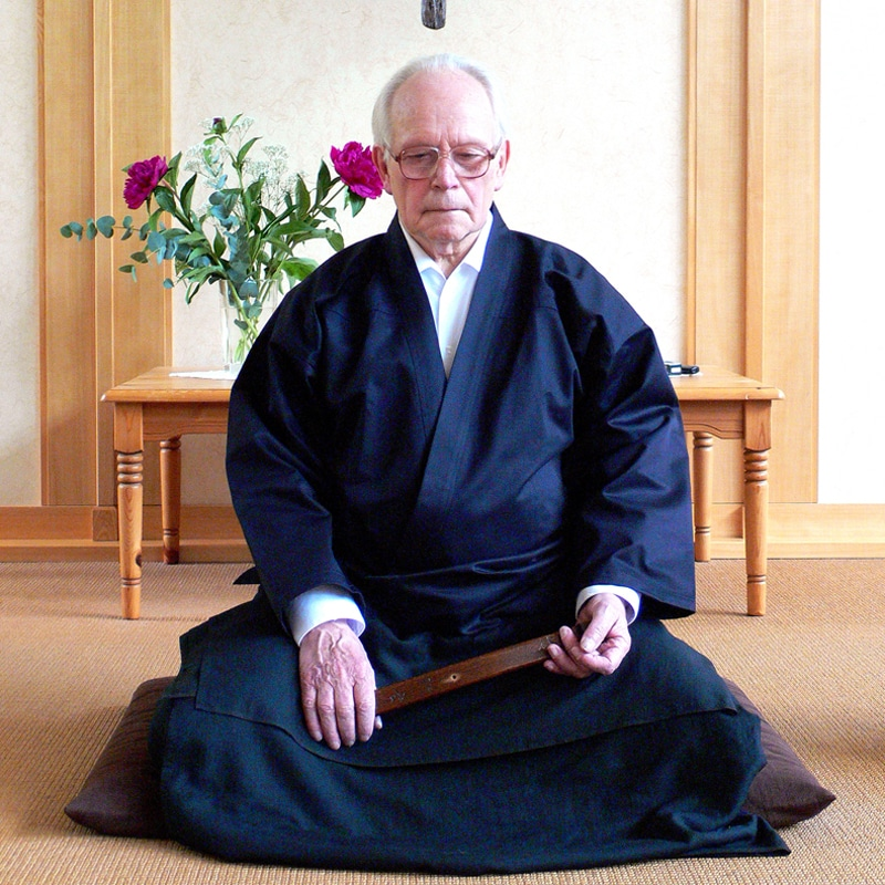 Pater Johannes Kopp SAC - Zen-Meister und Priester