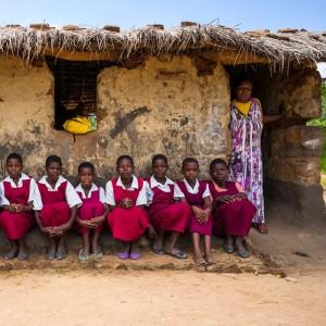 Schule in Malawi