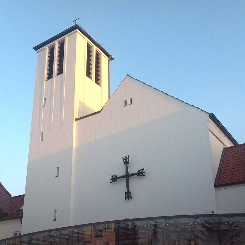 Pallottiner Friedberg Pallotti-Kirche