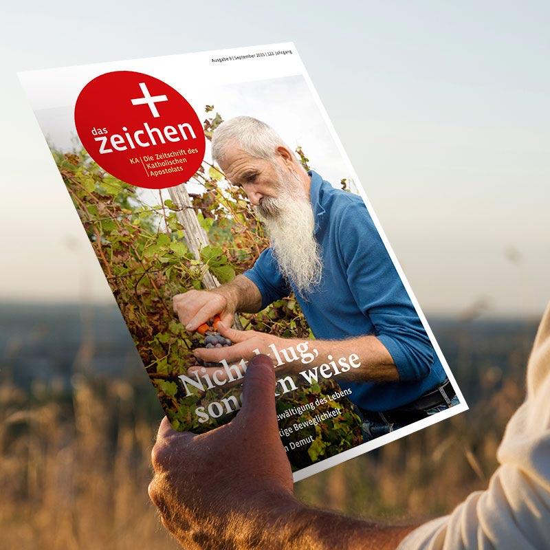 das zeichen - Zeitschrift der Pallottiner