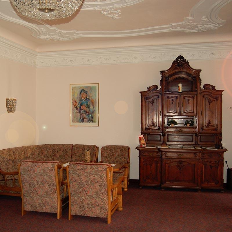 Gästehaus Pallotti-Haus Wien Innenansicht