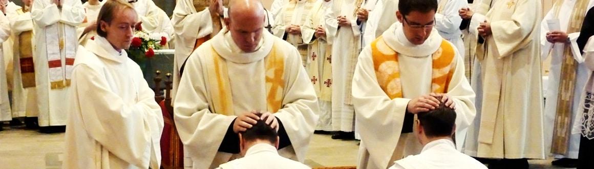 Pallottiner Priesterweihe