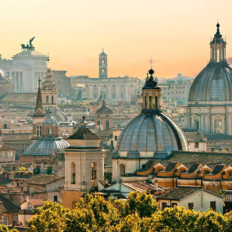 Pallottiner und Rom