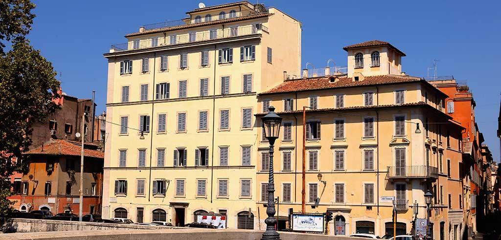 Sitz der Pallottiner in Rom