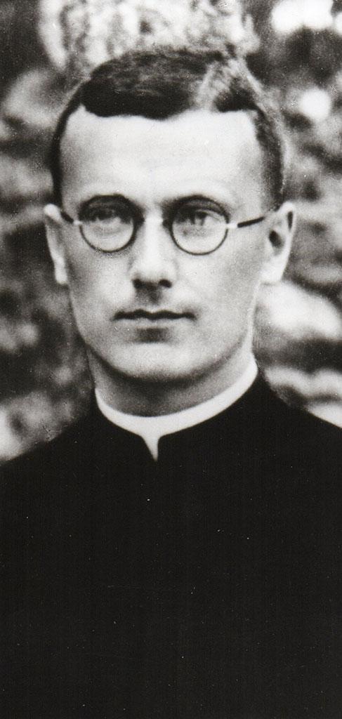 Vorbild im Glauben - Pallottiner-Pater Franz Reinisch