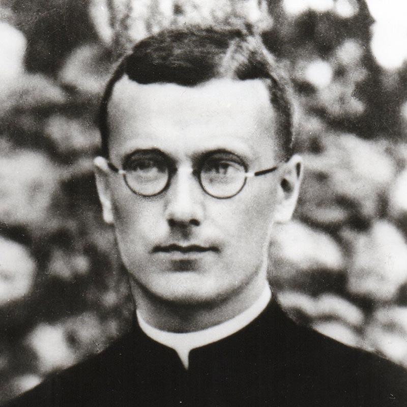 Pallottinerpater Franz Reinisch wurde 1942 hingerichtet, weil er den Fahneneid auf Hitler verweigerte