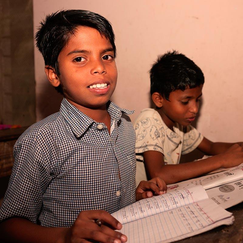 Mission Schulbau in Indien