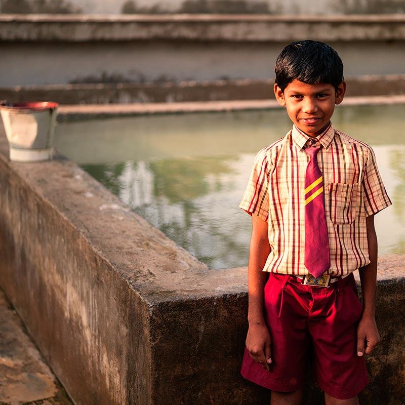 Nachhaltigkeit in Indien