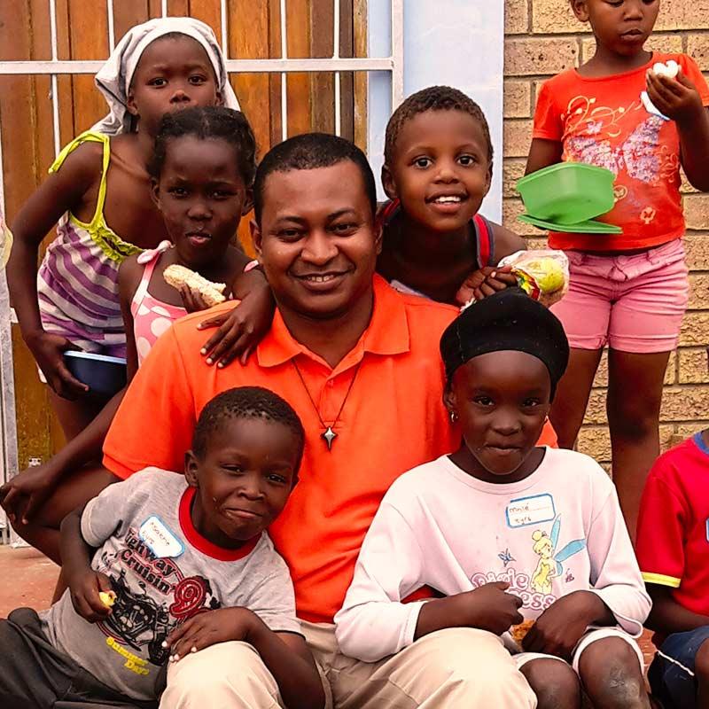 Missionsbericht der Pallottiner 2015 - Sozialarbeit