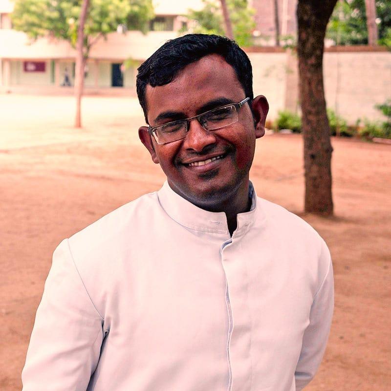 Missionsbericht der Pallottiner 2015 - Priester in Indien