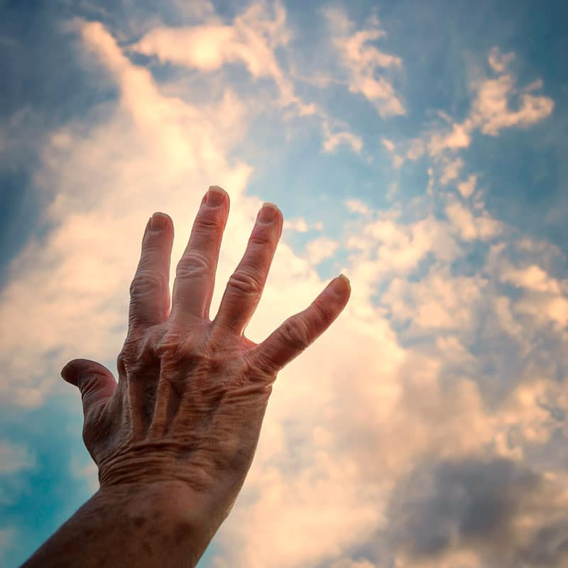 Den Himmel berühren