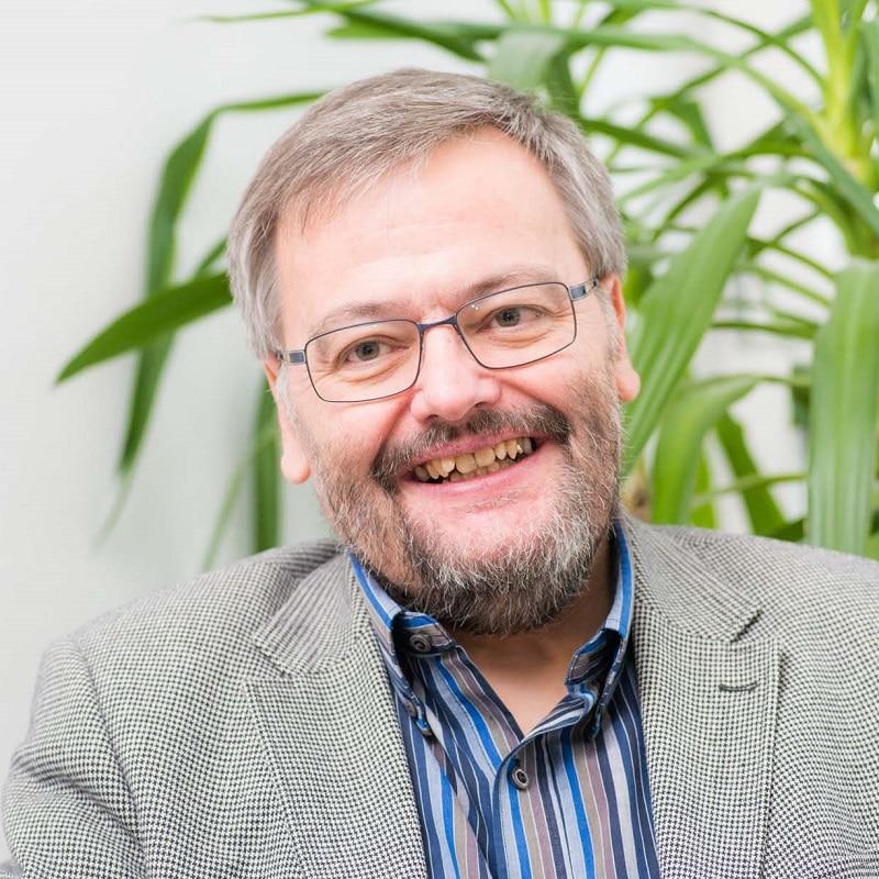 Pater Heinz-Willi Rivert SAC