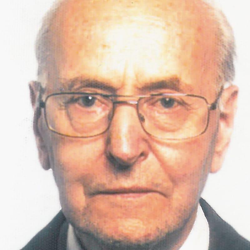 Pallottiner-Pater Stefan Weber SAC