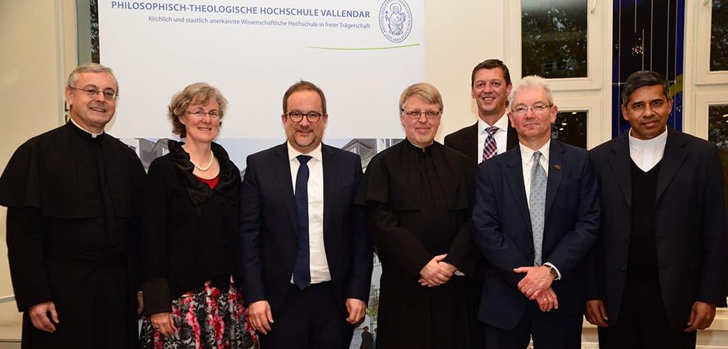 Feierliche Amtseinführung Rektor Holger Zaborowski