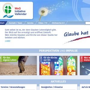 Webseite WeG Initiative