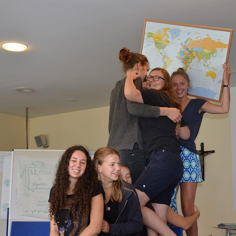 Missionarinnen auf Zeit 2017
