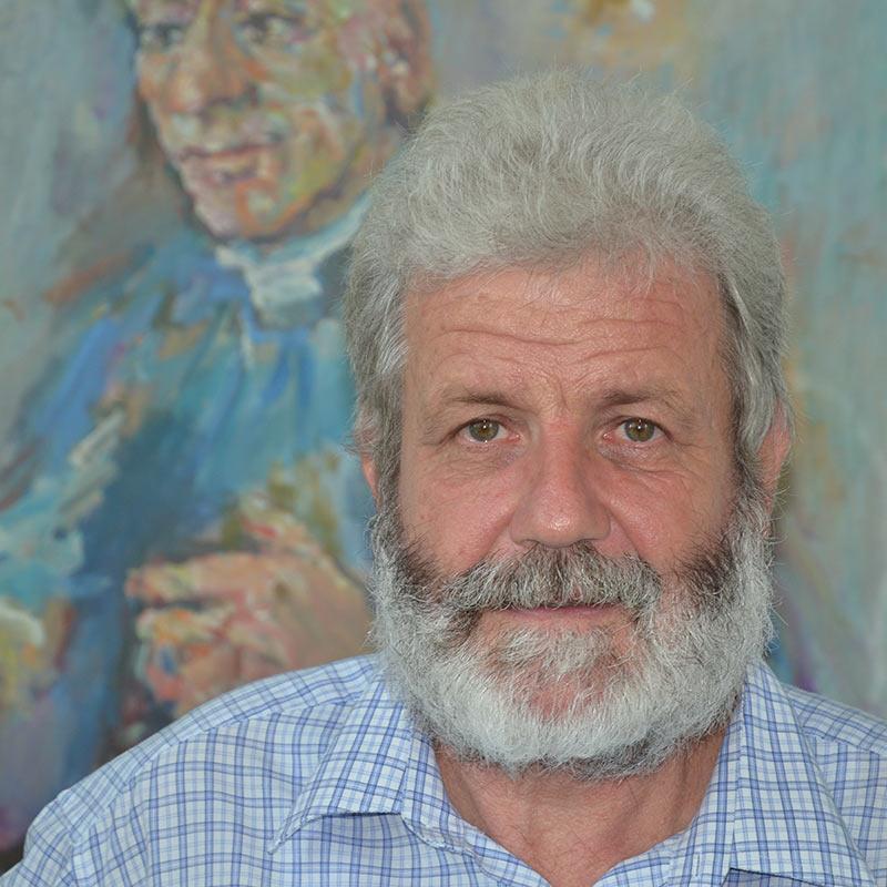 Pater José Wasensteiner SAC
