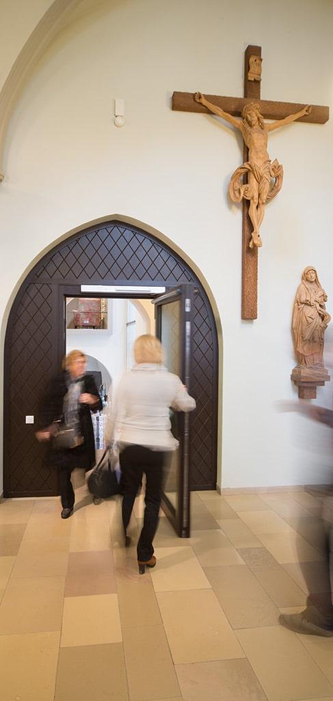 Pforte Missionshaus Limburg
