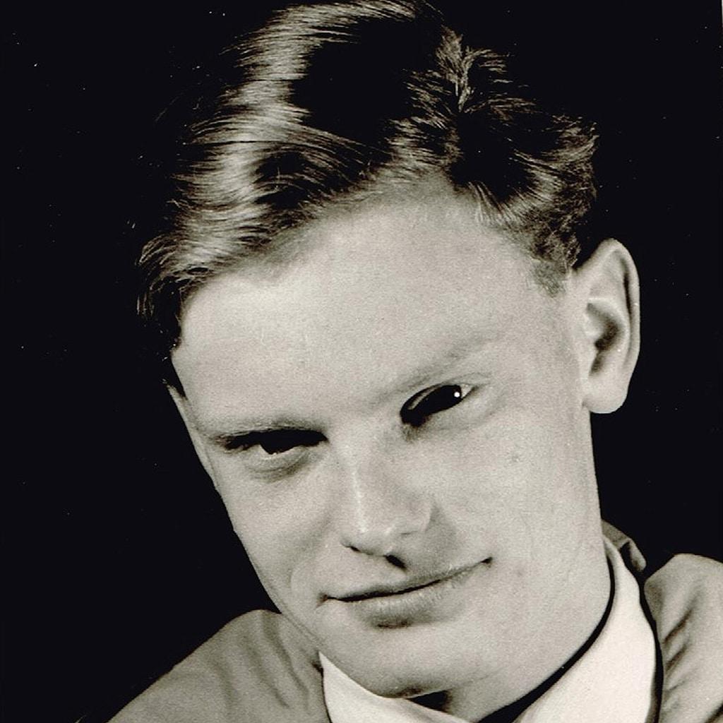 Pater Stüer mit 17