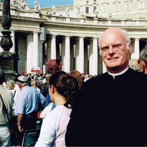 Bruder Stüer in Rom