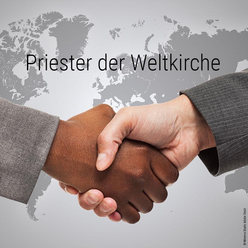 Hand in Hand - Priester der Weltkirche