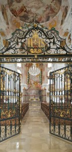 Eingangstor zur Wallfahrtskirche