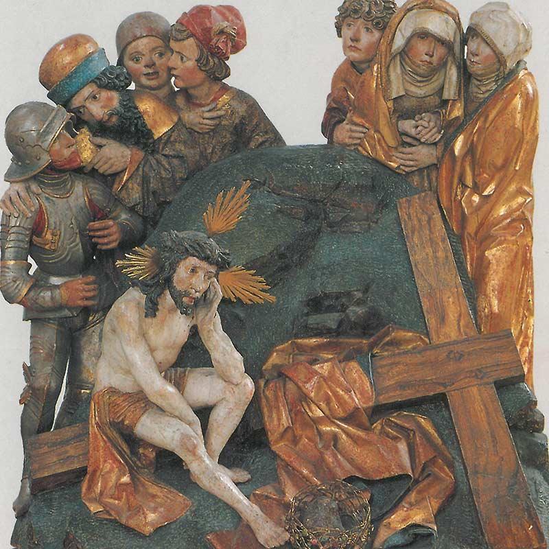Gnadenbild von Herrgottsruh