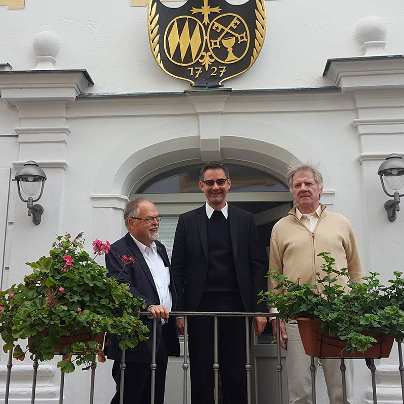 P. Hinsen, P. Geissler, Br. Kempf