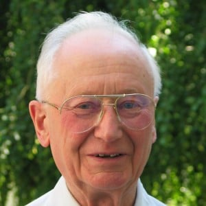 Pater Bernhard Pieler SAC