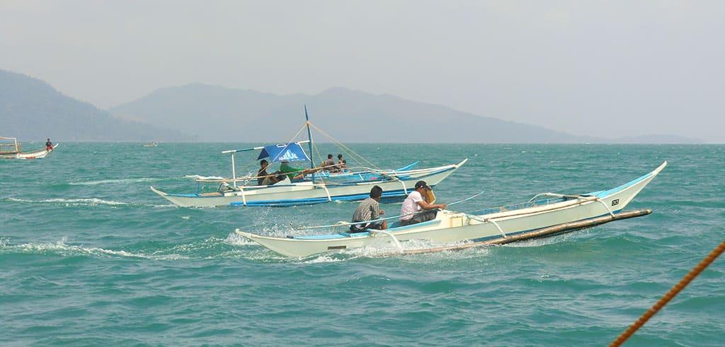 WeG erkundet philippinische Basisgemeinschaften