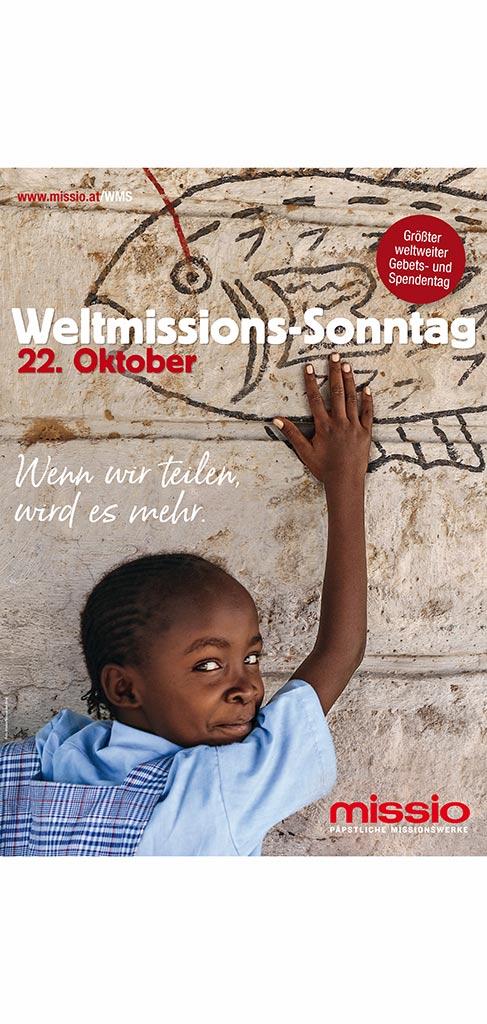 Weltmissionssonntag 2017 Österreich