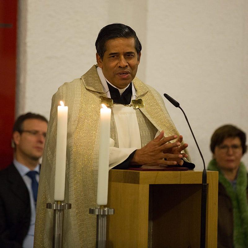 Ansprache bei der Dank-Vesper in Friedberg