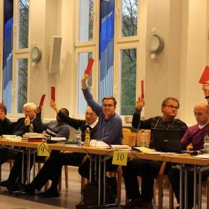 Mehrheitsfähig - demokratische Abstimmung bei den Pallottinern