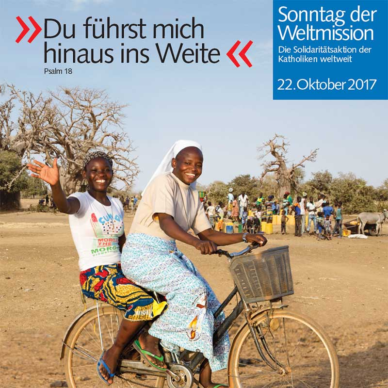 Weltmissionssonntag 2017