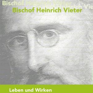 Reihe über Heinrich Vieter im Pallotti Verlag