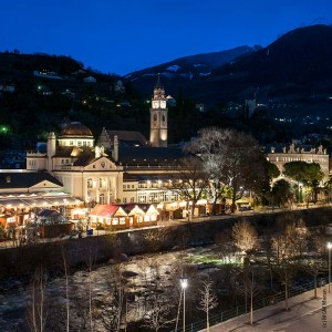 Meran im Winter