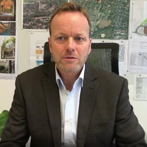 Liegenschaftsverwalter der Pallottiner Herr Udo Nadler